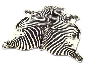 tapis zebre gloss me up. Black Bedroom Furniture Sets. Home Design Ideas