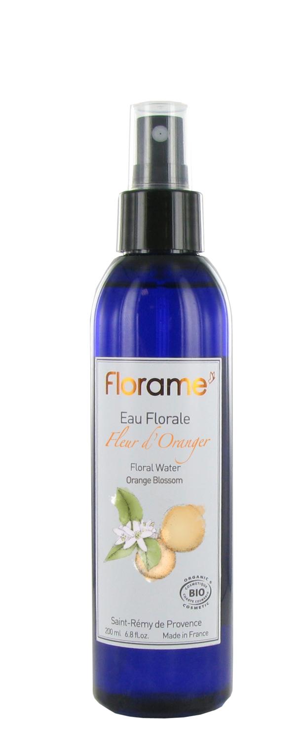 Eau Florale Fleur d'Oranger FLORAME